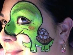 Boston Ma Face Paint, Face Paint Fantasy