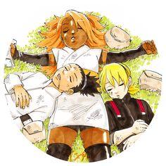 Shikainochou #Naruto