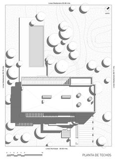 Gallery of Impala House / Estudio Galera - 39 - Gallery of Impala House / Estudio Galera – 39 - Architecture Concept Drawings, Pavilion Architecture, Architecture Graphics, Architecture Visualization, Architecture Portfolio, Architecture Plan, Contemporary Architecture, Sustainable Architecture, Residential Architecture