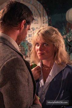 Indiana Jones (Harrison Ford) & Willie Scott (Kate Capshaw) - Indiana Jones and the Temple of Doom (1984)
