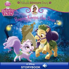 Buy Palace Pets: Bayou Keeps the Beat: A Princess Adventure Story: A Disney Read-Along by Disney Books and Read this Book on Kobo's Free Apps. Discover Kobo's Vast Collection of Ebooks and Audiobooks Today - Over 4 Million Titles! Goofy Disney, Disney Tangled, Disney Art, Secret Of The Wings, Pete Dragon, Princess Stories, Pirate Fairy, Palace Pets, Princess Adventure