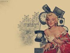 Marilyn Manroe beauty queen   www.brayola.com