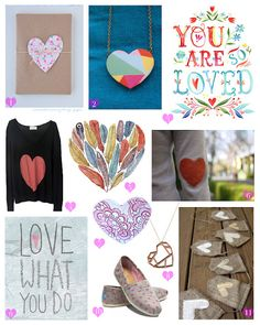 [Inspired by] Hearts