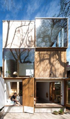 "architags: ""Panovscott Architects. Three by Two house. Sydney. Australia. photos: Brett Boardman """