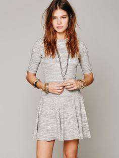 Sen Marina Knit Dress at Free People