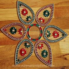 Traditional Hindu art...