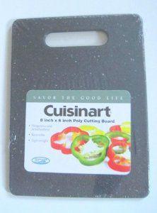 Cuisinart Cutting Board . $9.95