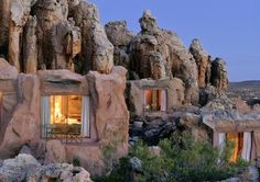 Kagga Kamma - Private Game Reserve - Bushmen Lodge - South Africa. This place looks truly AWESOME!!