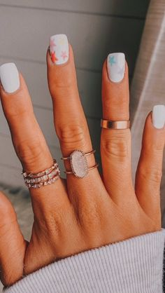 See more of teen-vsco-gal's content on VSCO. Acrylic Nails Coffin Short, Simple Acrylic Nails, Best Acrylic Nails, Simple Nails, Minimalist Nails, Nail Swag, Stylish Nails, Trendy Nails, Acylic Nails