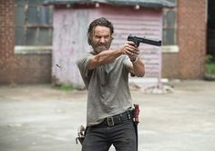 """Season 5 Episode 7 """"Crossed"""" While Carl, Michonne, and Gabriel hold down the church, Rick takes a rescue mission to Atlanta, as Abraham's group deals with the fallout from Eugene's revelation. -IMDB (citation)"""