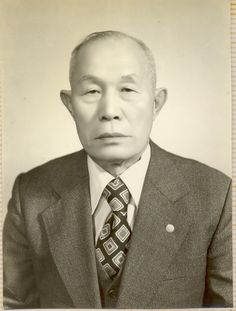 "Grandmaster Choi, Yong-Sul 1904 - ""Father of Hapkido"""