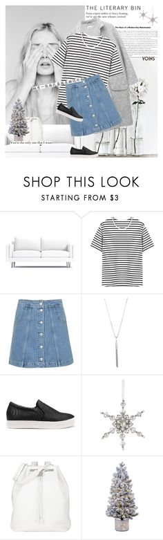 """""""what do you want for Christmas? ヽ(´▽`)ノ"""" by alienbabs ❤ liked on Polyvore featuring Ganni, Topshop, Disney, The Row, Christmas, goodvibes, newyear, winteressentials and yoins"""