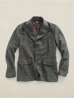 RRL - Warren Wool Twill Jacket