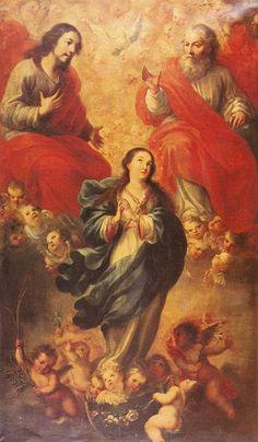 José de Ibarra ~ Inmaculada Concepción