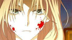 Animated gif about boy in 🍙⊢αnímє - mαngα by ❦FURI~N Anime Akatsuki, Akatsuki No Yona, Manga Anime, Anime Art, Girl Standing, Beautiful Anime Girl, Anime Shows, Me Me Me Anime, Aesthetic Anime