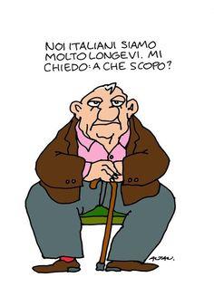 l'Espresso - Le vignette di Altan Caricature, Vignettes, Family Guy, Snoopy, 1, Comics, Memes, Funny, Fictional Characters