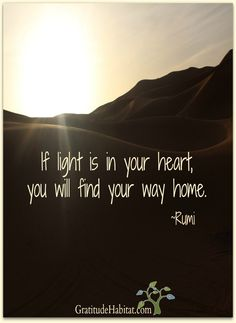 Take time to listen to your heart.  You will be guided.  Visit us at: www.GratitudeHabitat.com