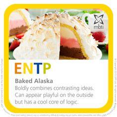 ENTP bake off!