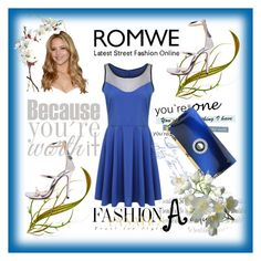 """""""Romwe 8"""" by dinka1-749 ❤ liked on Polyvore"""