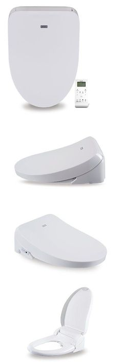 Bidet and Toilet Tissue Aids: Biobidet Ub-1000 Prime Bidet Toilet Seat, Elongated White, Wireless Remote - New BUY IT NOW ONLY: $429.96