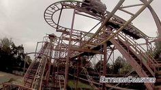 Speedy Bob - Roller Coaster - On Ride - Bobbejaanland - HD