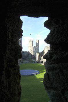 Caernarfon Castle #wales