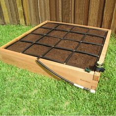 All-in-one Raised Garden Kits, expandable Cedar Raised Garden Beds, and The Garden Grid watering system. We make starting a quality garden easier than ever. Drip Watering System, Garden Watering System, Cedar Raised Garden Beds, Building A Raised Garden, Raised Beds, Cedar Garden, Watering Raised Garden Beds, Square Foot Gardening, Water Garden