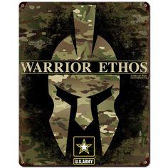 Warrior ethos wein