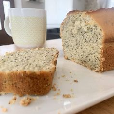 Succès garanti avec le cake citron-pavot - cuisine lifestyle