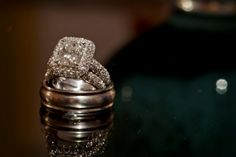 Gorgeous diamond ring!