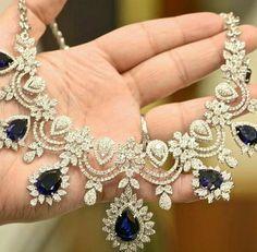 Necklace #GoldJewelleryDesignNecklaces