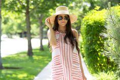 Pink Peonies Fashion Blog