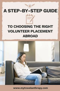 Step-by-step guide to choosing the right volunteer placement abroad. Looking to volunteer abroad? These volunteer tips will help you figure out how to go about it! - My Travelanthropy Thailand Travel, Asia Travel, Mexico Travel, Travel Abroad, Canada Travel, Italy Travel, Best Volunteer Abroad Programs, Volunteer Trips, Volunteer Ideas