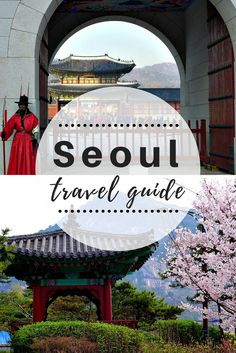 Visiting Seoul, South Korea? This travel guide has you covered! What to see + what to do + what to eat + where to stay