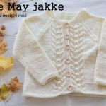 Anne-May Jakke -oppskrift Baby Knitting Patterns, Baby Patterns, Crochet For Kids, Knit Crochet, Baby Barn, Kids And Parenting, Kids Outfits, Rompers, Sweaters