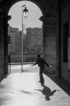 Photo de rue au Pays Basque