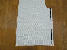 ガウチョパンツの作り方 型紙なしで簡単に縫う レシピ♡ | アジシオな日々