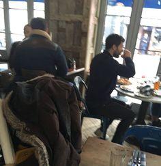 Jamie à Londres