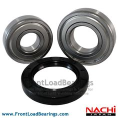 FRONT LOAD BEARINGS - WH45X10136 Nachi High Quality Front Load GE Washer Tub Bearing and Seal Repair Kit, $79.95 (http://www.frontloadbearings.com/products/wh45x10136-nachi-high-quality-front-load-ge-washer-tub-bearing-and-seal-repair-kit.html)