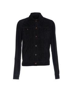 ELEVENTY Leather jacket. #eleventy #cloth #top #pant #coat #jacket #short #beachwear