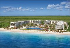 Dreams Riviera Cancun - All inclusive Resort.
