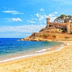 Tossa de Mar, Catalonia, Spain