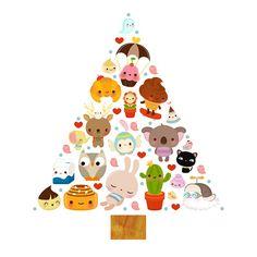 kawaii tree #kawaii #cute #art