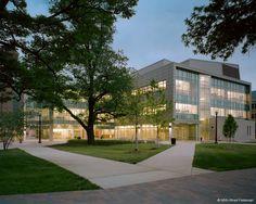 OSU Psychology Building