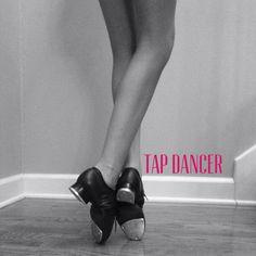 My beautiful tap dancer...