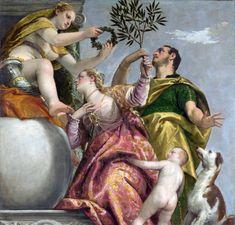 Paolo Veronese, Allegoria dell'Amore #mostraveronese