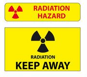 radiation hazard sign, supplements to cleanse from exposure.