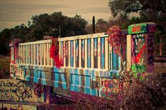 Graffiti Bridge  [Couples, Engagements, Senior Portraits]