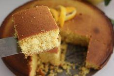 Κέικ με Καλαμποκάλευρο και πορτοκάλι, χωρίς γλουτένη – Mama Earth