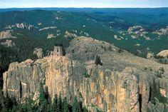 Harney Peak-- Black Hills of South Dakota